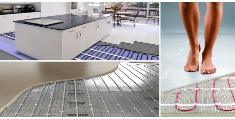 Adept Underfloor heating